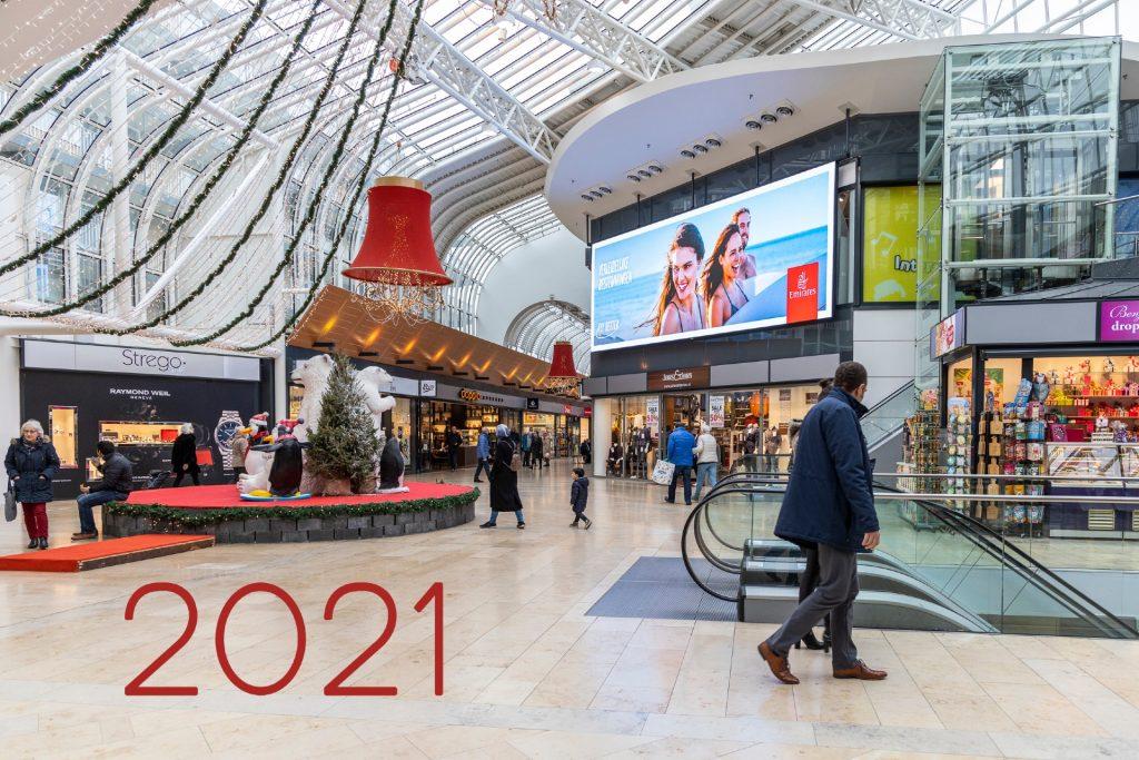 (DOOH) trends 2021